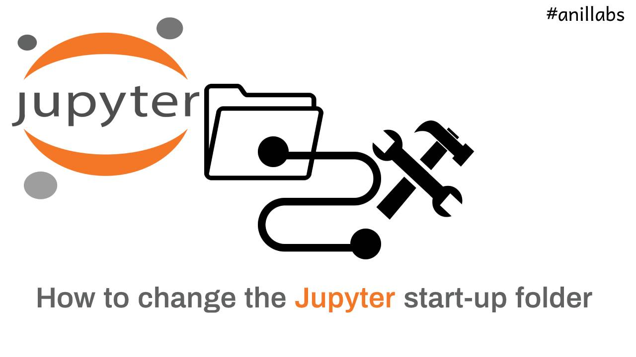 How to change the Jupyter start-up folder in Ubuntu